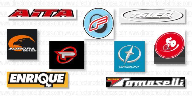 Logotipos de Bicicletas Fabricadas en Argentina